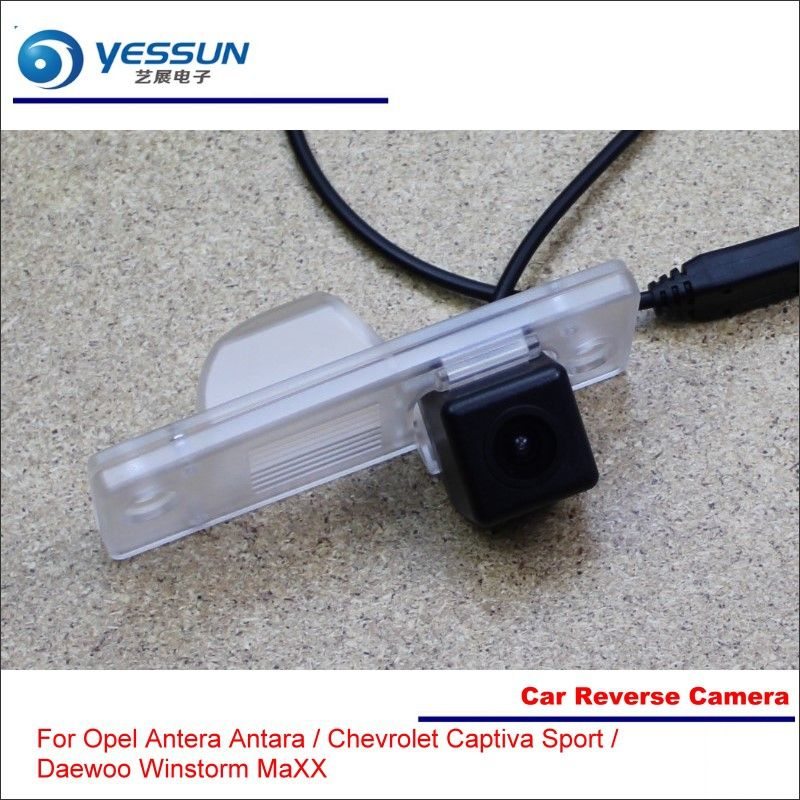 YESSUN Car Reverse Camera For Opel Antera Antara / Chevrolet Captiva Sport / Daewoo Wins - Back Up Parking Rear View Camera