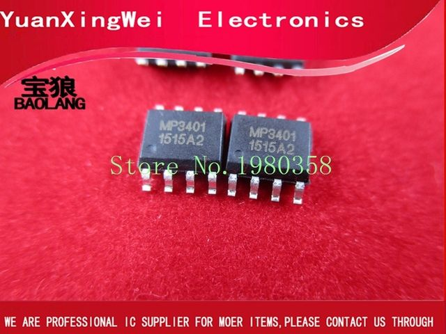 SOP8 MP3401 100% IC NEW