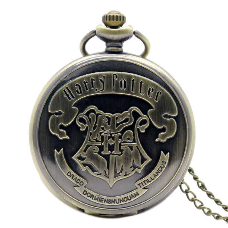 Vintage Retro Vintage Steampunk Jewelry Quartz Pocket Watch Chain Necklace Pendant For Mens Womens Children Best Gifts