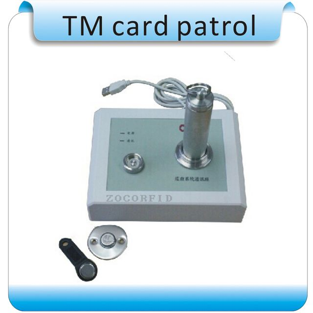 super durability Stainless steel,OCOM-PA TM card Completely waterproof ,Guard Patrol Stick, Guard Tour system,USB port,