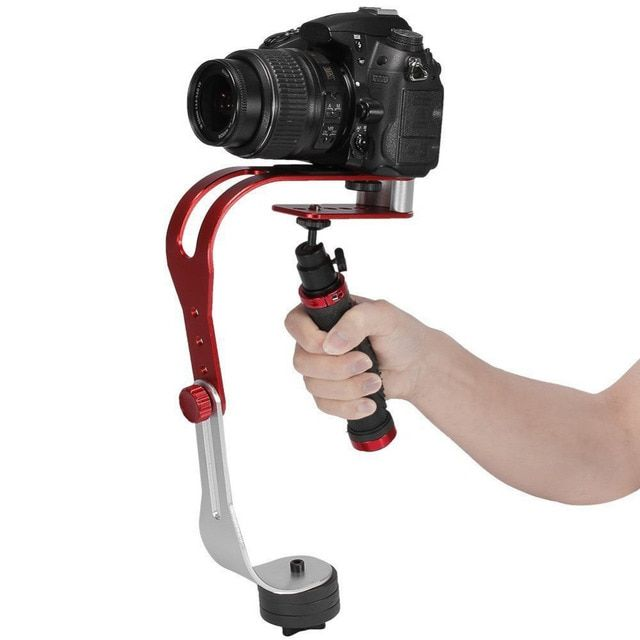 Camera Stabilizer Handheld Video Stabilizer Steady Cam for DSLR DV SLR Digital Camera Smartphone New High Quality Wholesale