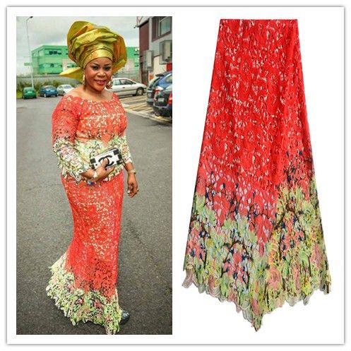 Free Shipping by DHL!High quality African guipure lace fabric for sewing.Best selling african cord lace fabric for wedding