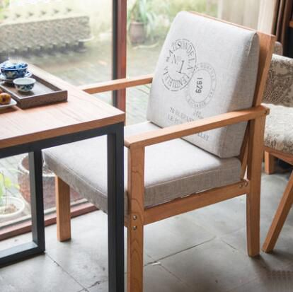 YINGYI Best Selling Modern Wood Dining Chair Without Arms Free Shipping