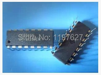10ps/lot UC3846N UC3846 TI DIP-16 IC Free Shipping