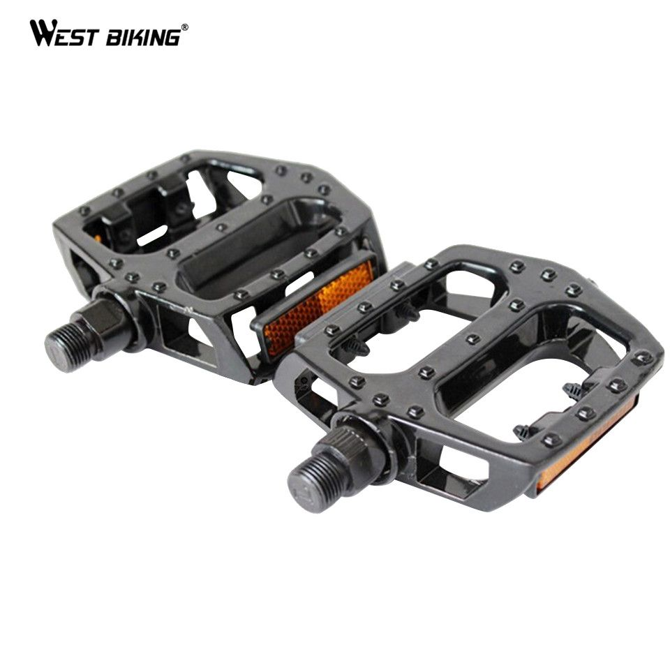 BMX Parts Bike Pedals Bicycle Pedal Lightweight Aluminum Alloy Road Mountain MTB Bike Pedal Cycling Bicycle Pedals
