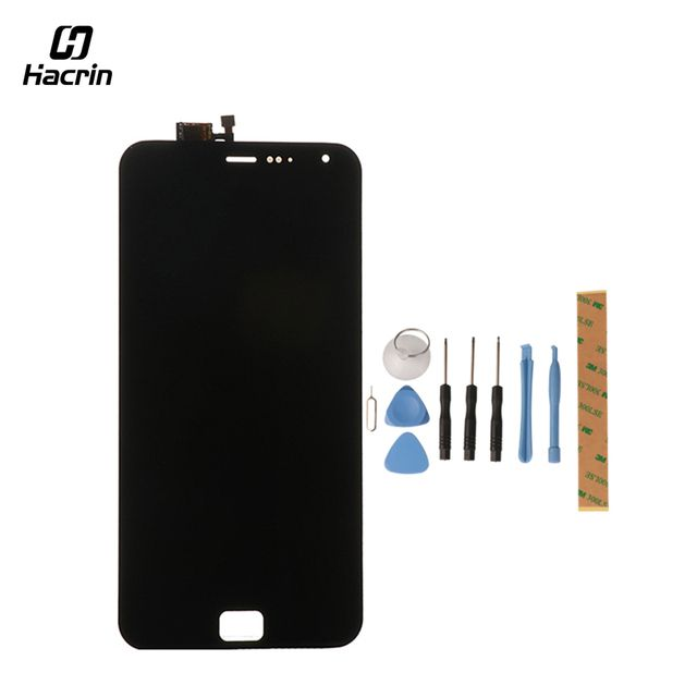 Hacrin for Meizu MX4 Pro LCD Display+Touch Screen Tools 2560x1536 Glass Panel Digitizer Phone Accessories For Meizu MX4 Pro