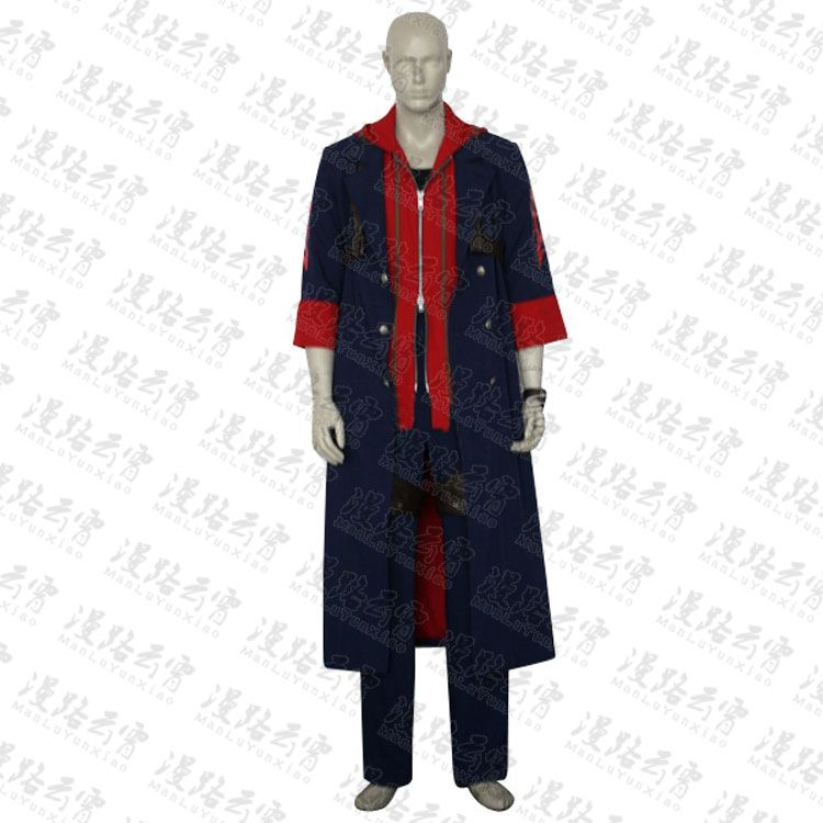 hot game Cosplay Costume Halloween Uniform Shirt+Pants+Coat