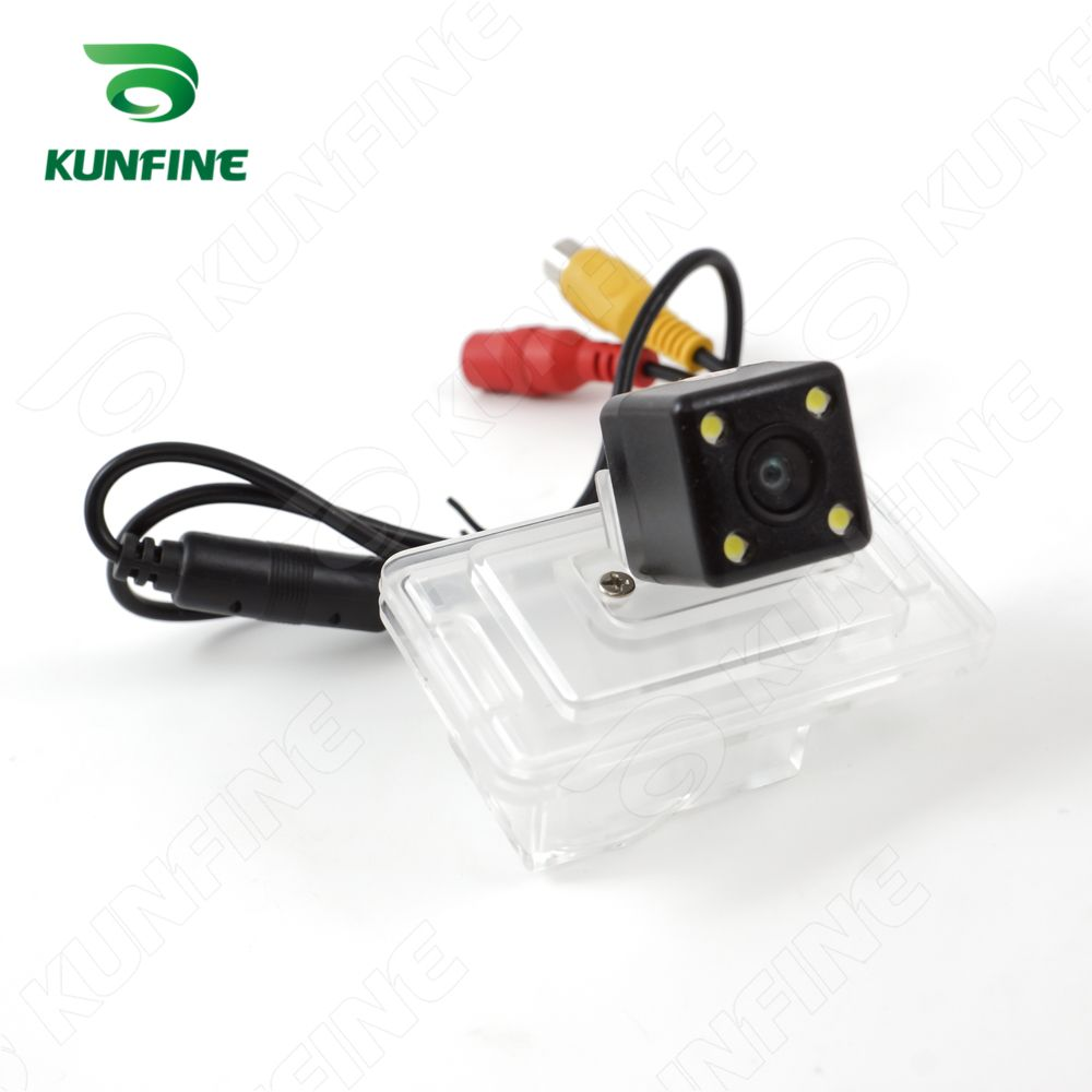 Wireless CCD Track Car Rear View Camera For Suzuki Swift Sport 2014 Parking Assistance Camera Trackline Night Vision LED Light