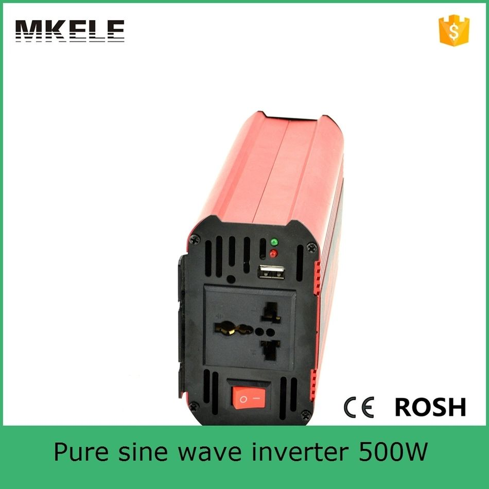 MKP600-241R off grid 600W pure sine wave power inverters 24vdc to 110vac single output pure sine wave power inverter