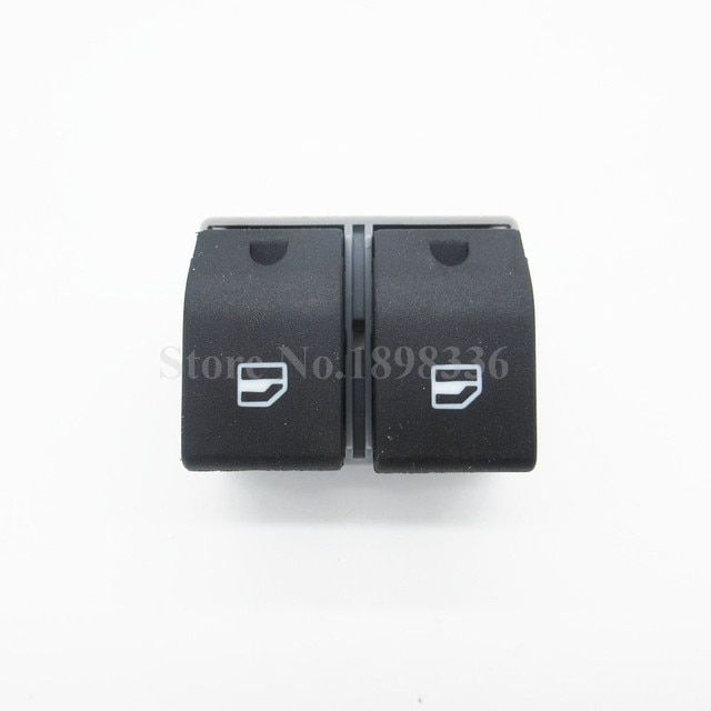 Electric Power Window Switch Front 6Q0959858 For Seat Cordoba Ibiza IV For VW Polo Fox