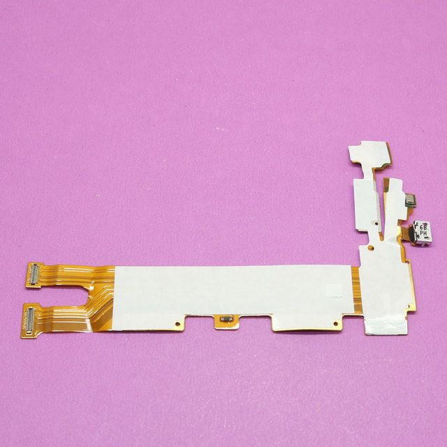 YuXi Top quality Replacement parts 100% New Usb Charging Port Dock Connector Flex Cable for BBK VIVO X6 plus