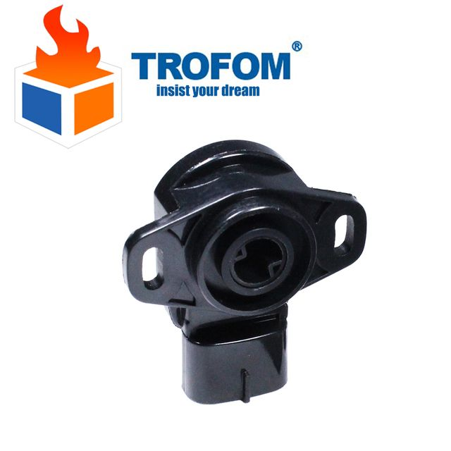 Clockwise rotation TPS THROTTLE POSITION SENSOR FOR SUZUKI GRAND VITARA IGNIS II 2 LIANA 1.3 1.6 i 2.0 4x4 555721 91175256