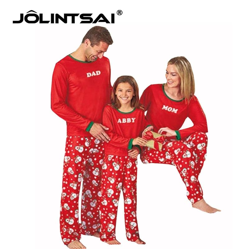 Family Matching Clothes Matching Mother Daughter Clothes Family Christmas Pajamas  Father Son Mon Baby Outfits Family Look Sets