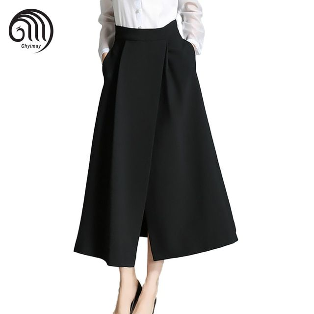 Latest Trend A-Line High Waisted Skirts Womens Plus Size Long Skirts for Women Maxi Rokje Mermaid Saia Ropa Mujer Jupe oodji