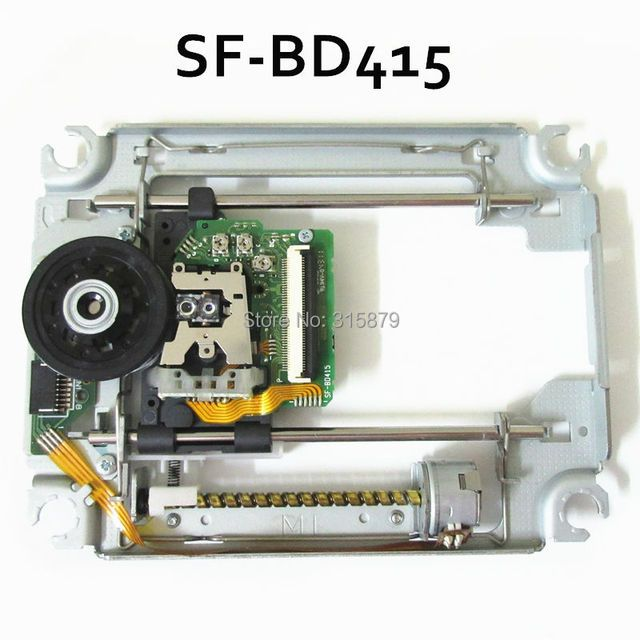 Original SF-BD415 Blu-ray DVD Laser Lens SFBD415 SF BD415 with Motor BDP450 BDP3300K