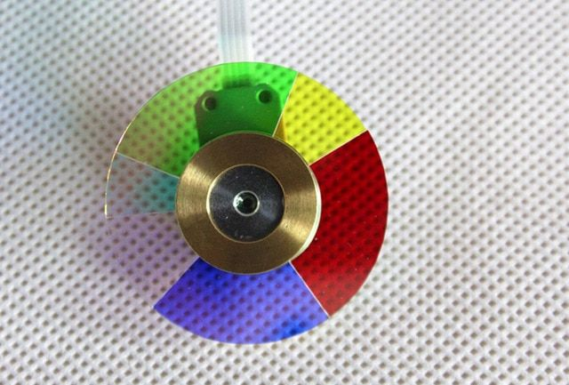 Wholesale Original DLP Projector color wheel  for  TS537 Color wheel