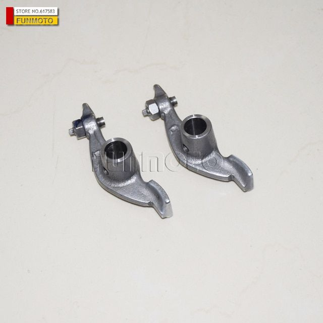 Intake valve and exhaust valve rocker arm suit for JIANSHE 250/JS250 ATV