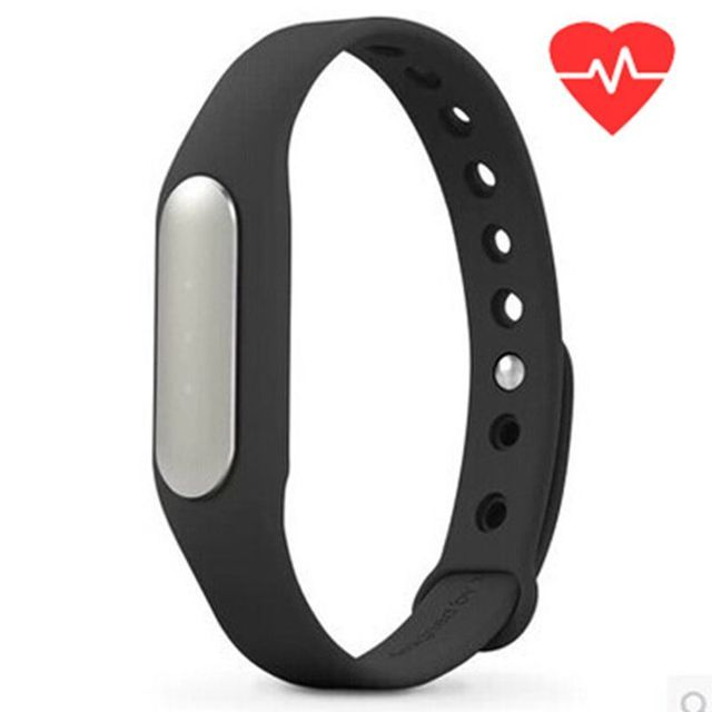 Original Xiaomi Mi Band 1S Pulse Heart Rate Monitor IP67 Smart Bluetooth 4.0 Wristband Miband Bracelet Passometer Fitness