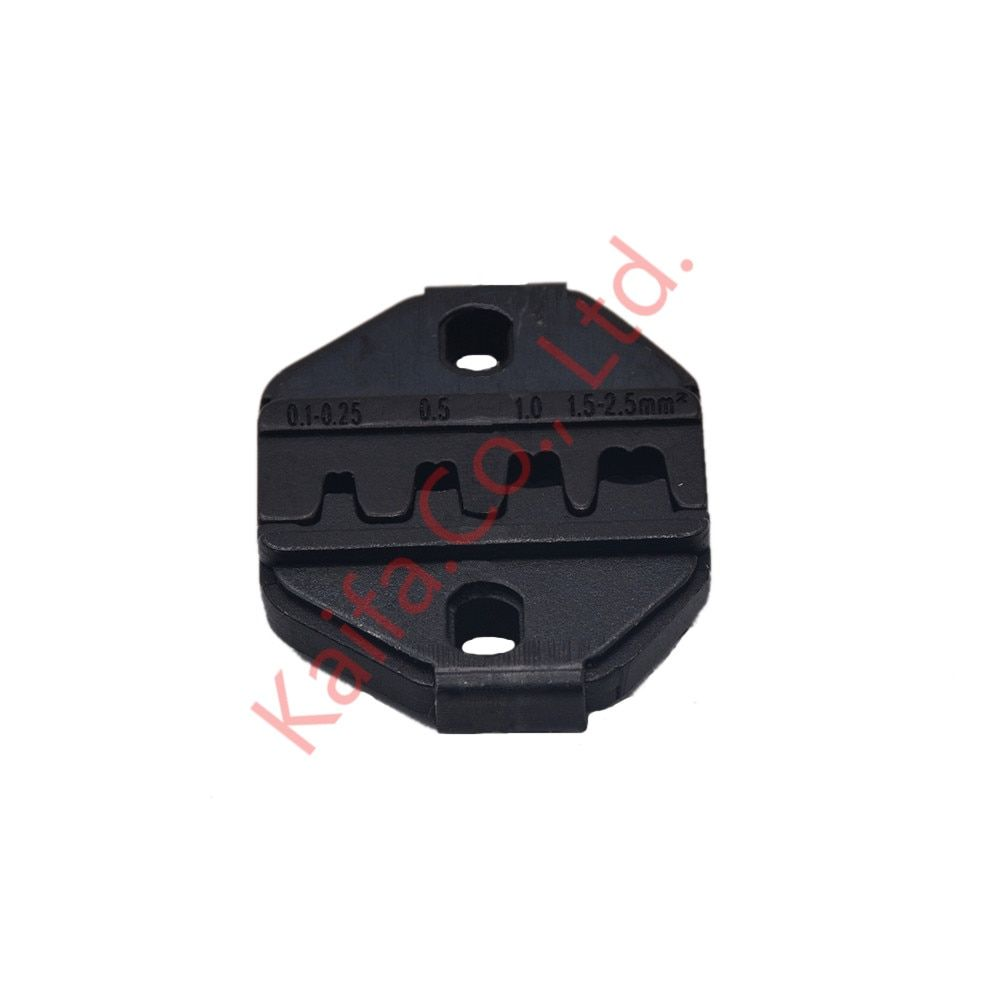 HOT sale high quality   Die Sets A03A For non-insulated open plug-type connector 0.1-2.5mm2 27-13AWG terminals