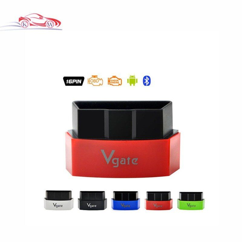 Promotion!! New Vgate iCar 3 ELM327 BLUETOOTH V3.0 OBD2 Diagnostics Scanner For ANDROID Vgate iCar3 Bluetooth Free Shipping