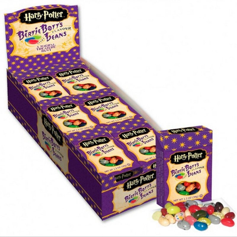 10 box Harry Potter Beans.Crazy Sugar.Magic Beans.Harry Potter.beans Boozled.Free shiping