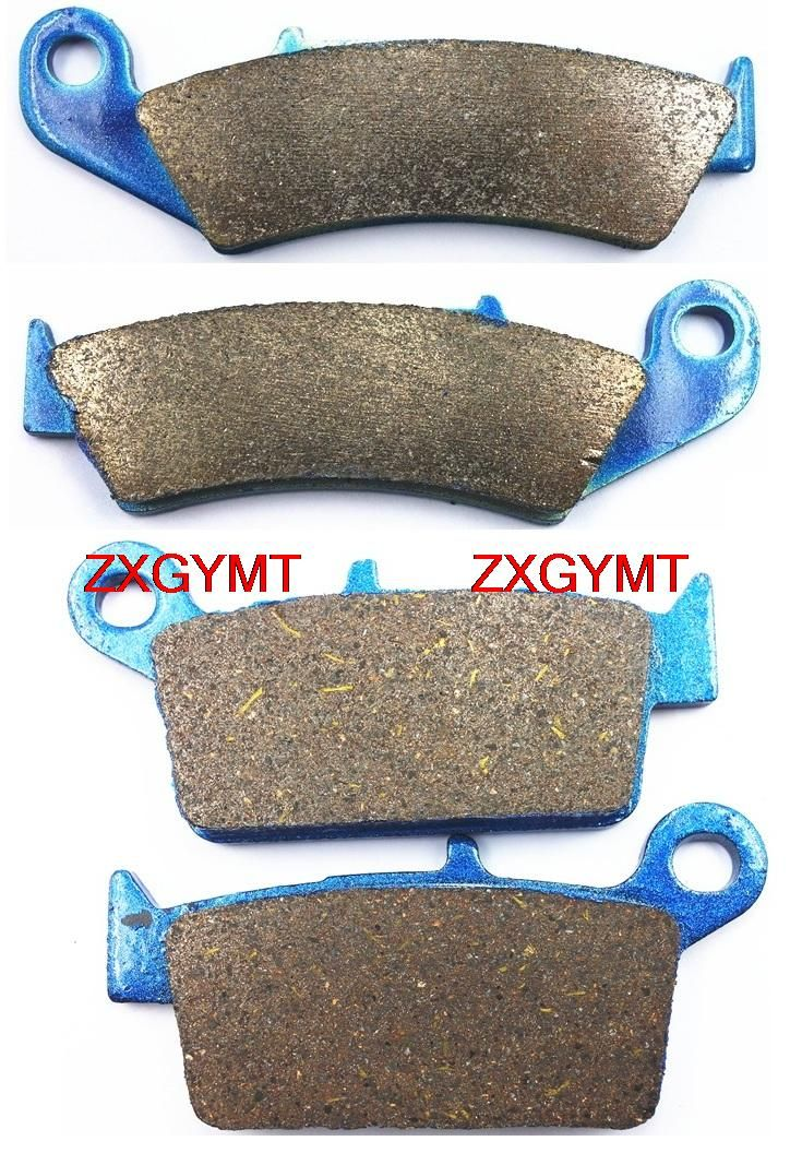 Off-road Semi Metallic Brake Pad Set fit HONDA CR250 CR 250 R 1987 - 1994