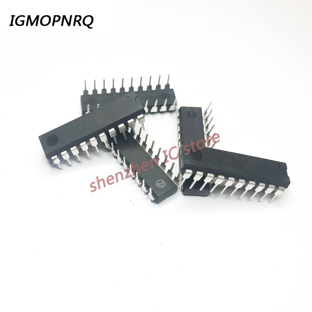 5PCS ADC0804LCN SIP20 ADC0804  to digital converter - ADC 8B Compatible A/D Cnvtr New Original