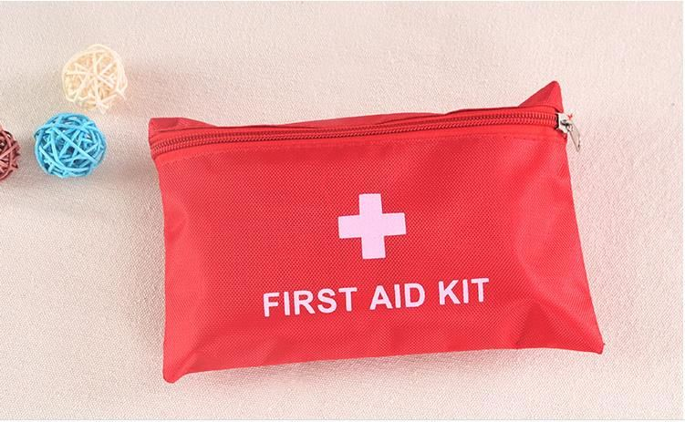 Tourism outdoor medical first aid kit Emergency Kits Travel Earthquake Vehicle-mounted Field survival portable medical bag