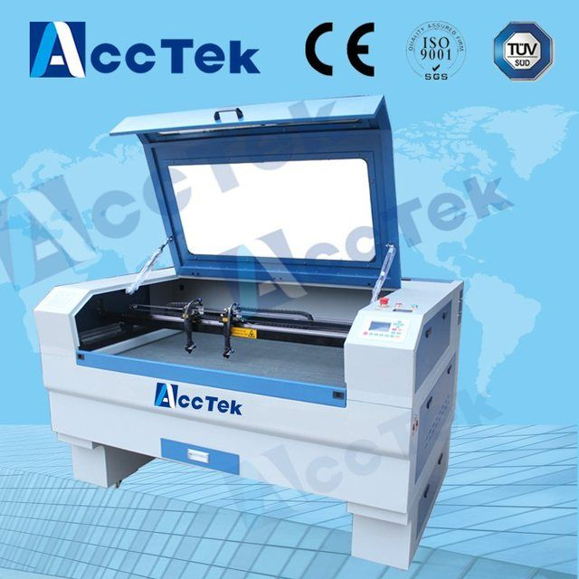 Stone Wood 80W, 100 W Co2 Laser Engraving Cutting Machine 1390 laser wood cutter