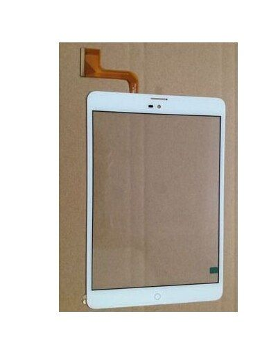 "New Touch screen Digitizer For 7.85"" ZTE e-Learning PAD E8Q+ Tablet Touch panel Glass Sensor replacement Free Shipping"