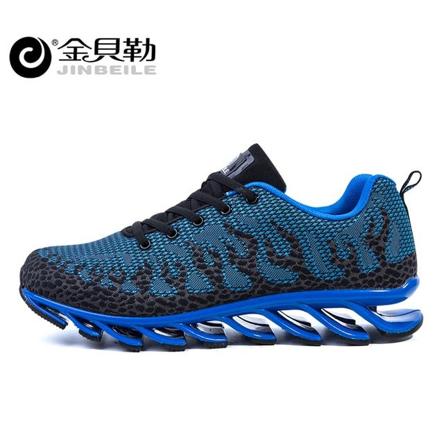 Jinbeile 2016 running shoes for men sneakers outdoor Athletic sport shoes Comfortable Training Shoes zapatillas Hombre