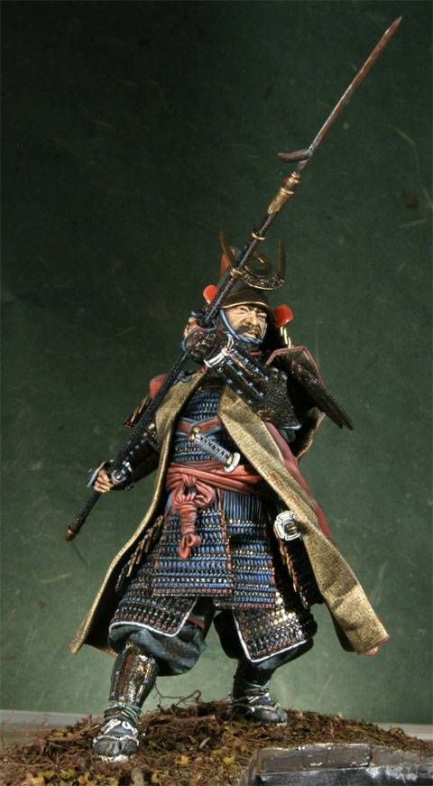Unpainted Kit 1/18 90mm japan General Kato Kiyomasa  90mm   figure Historical  Figure Resin  Kit