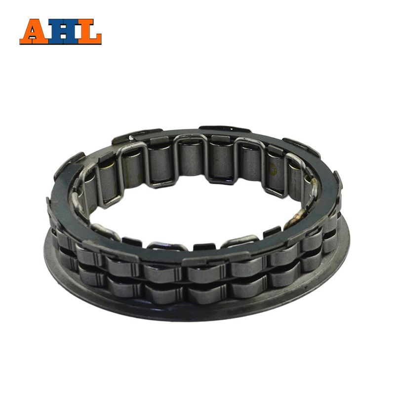 AHL 1PC Motorcycle ATV Parts for Yamaha Tenere XTZ660 XT660 Z 91-99 One Way Starter Clutch Bearing Overrunning Spraq Beads