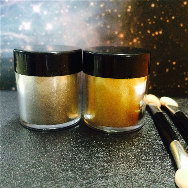 Hot Sale 10g GOLD SILVER Mirror Chrome Nail Powder Nail Polish Mirror Powder Nails Glitter Sequins Pigment for Nails Manicure