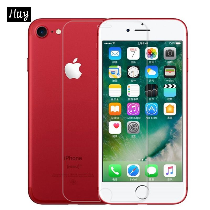 Tempered Glass for iPhone 6 S Screen Protector for iPhone 7 Plus Glass Film for iPhone SE 5 5S Tough Protection 4 4S Glass Cover