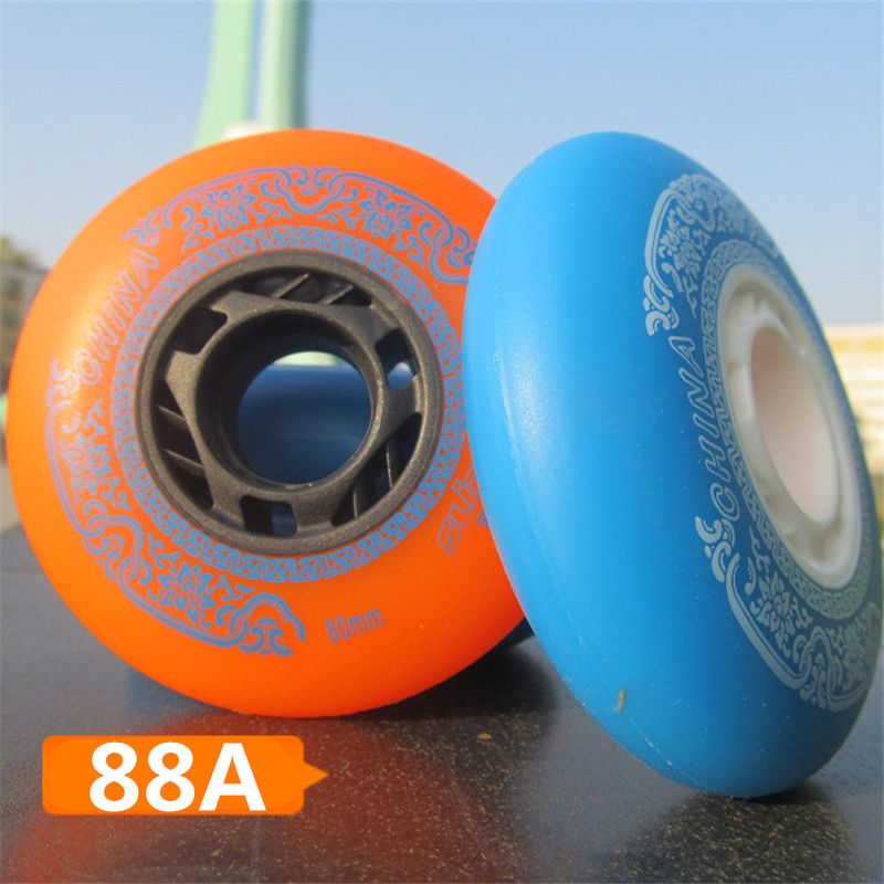 [ 88A FSK Sliding ] 8 Pcs/Lot 88A Excellent for Slide Sliding Inline Skates Wheel, For Roller skating Patins SEBA HV HL IGOR KSJ