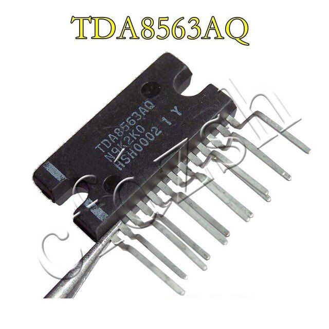 TDA8563Q TDA8563AQ   integrated circuit