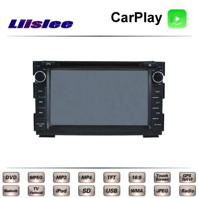 For KIA Ceed Cee'd ED Pro 2006~2012 Car Multimedia TV DVD GPS Radio Carplay Original Style Navigation Liislee Advanced Navi