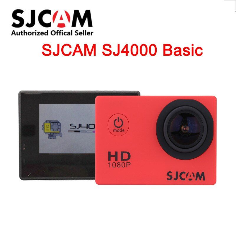 Original SJCAM SJ4000 Helmet Action Sports Cam 30M Underwater Waterproof FHD 1080p Video Helmetcam Cameras Sport DV
