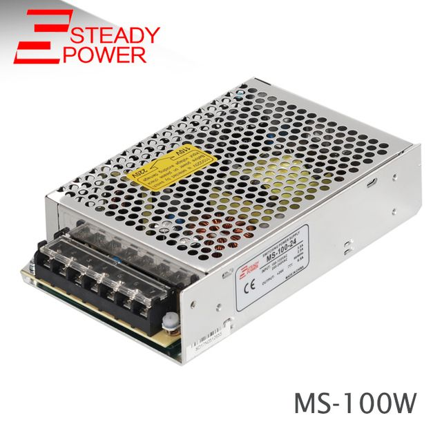 CE 100w 5v 20a / 12v 8a / 24v 4a mini size switching power supply 100 watt dc power supply