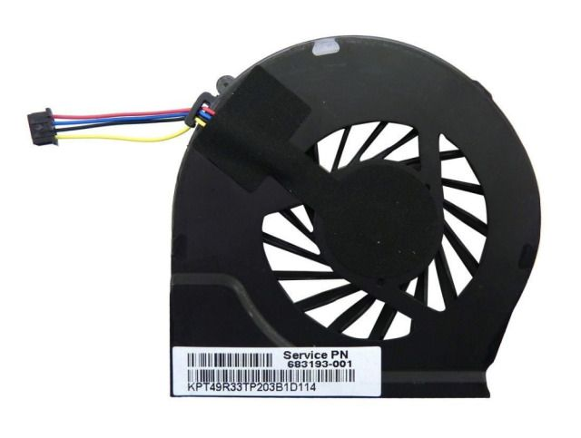 SSEA New CPU Cooling Fan for HP Pavilion G4-2000 G6 G6-2000 G7 G7-2000 laptop fan P/N: 683193-001 or 055417R1S