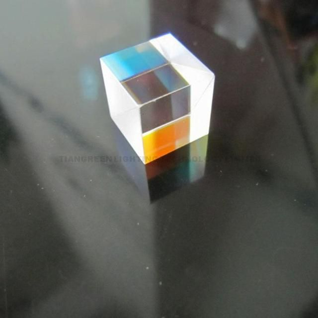 Laser Beam Combiner Cube Prism Laser Mirror for High Power 405nm - 445nm 450nm Blue Laser Module