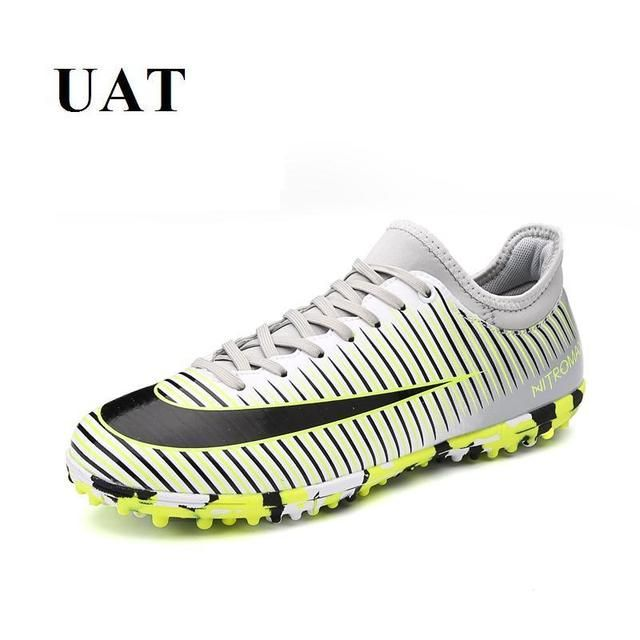 EUR 33-44,Newest superfly football boots original men soccer shoes botas de futbol teenagers football shoes TF soccer cleats