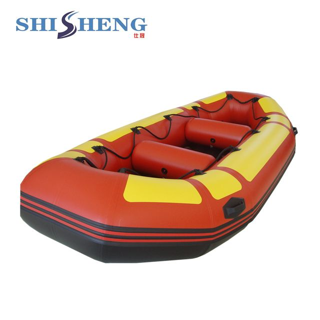 High Quality 4 Person PVC Water Inflatable Rafts/rafting boat