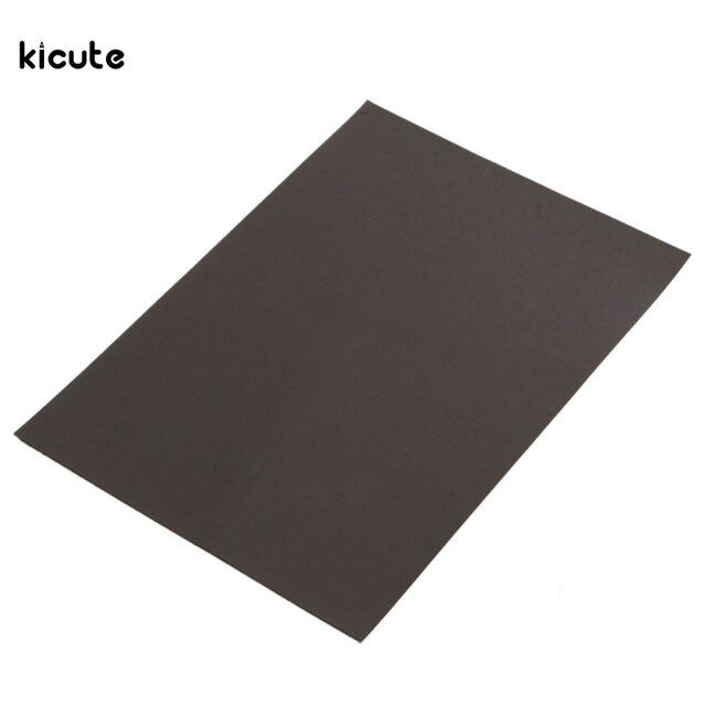 210x300mm Mini Blackboard Sticker Removable Draw Mural Decor Art Chalkboard Wall Sticker for Kids Room Office School Stationery