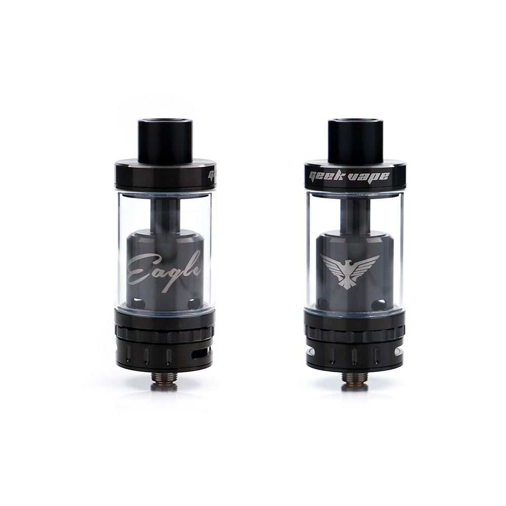 Original Geekvape Eagle Tank Standard Version 6.2ml Electronic Cigarette Atomizer with HBC Unique Sub ohm Tank for Box Mod Vape