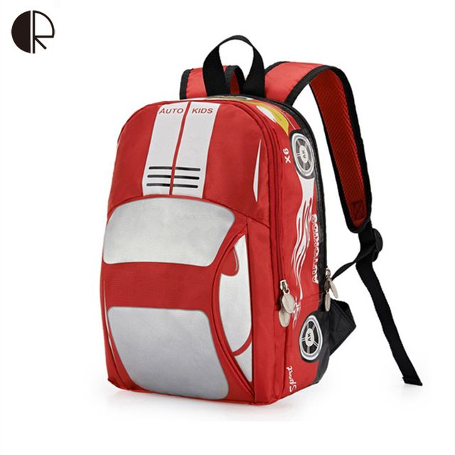 good quality baby boy cars schoolbags children satchel kindergarten baby girls bag children's backpacks