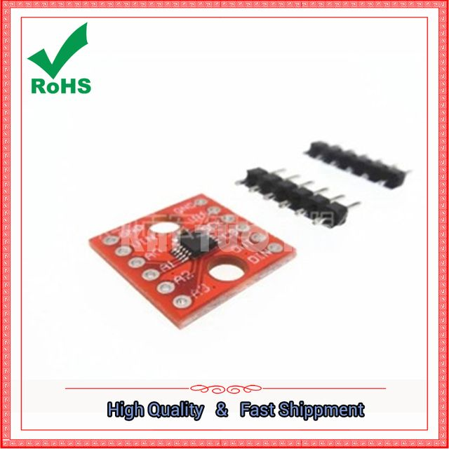 ADS-1118 ADS1118 16-bit analog to digital converter ADC SPI communication module development board