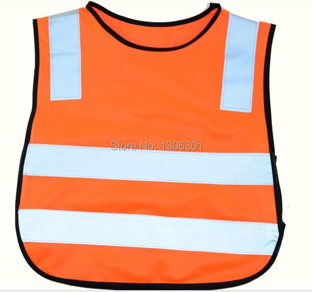 2015 New Style safety traffic pupil reflective vest/ children reflective vests/ reflective safety clothing