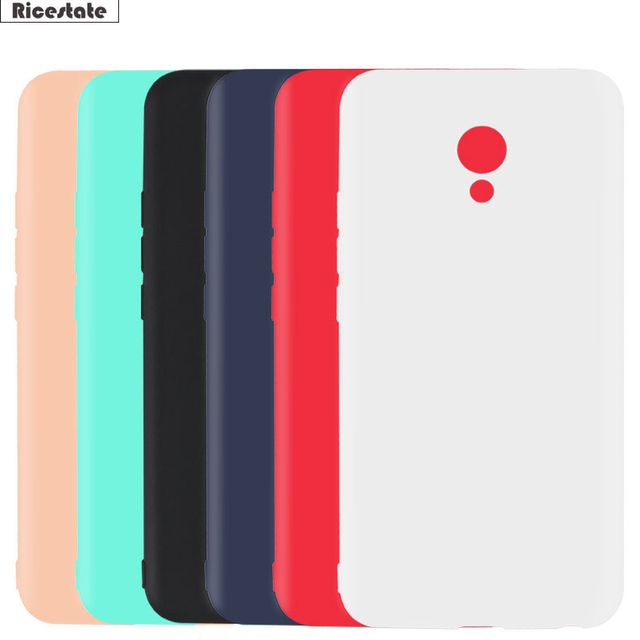 Ricestate Meizu Matte Soft Case For Meizu M3 M3S M5C M5 S M5S M6 Note M6S PRO 6 7 Plus U10 U20 Back Cover Silicon case